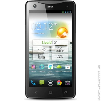 �������� Acer Liquid S1 Duo S510 Black/White