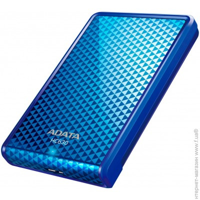 A-Data USB 500Gb (AHC630-500GU3-CBL) HC630 Blue