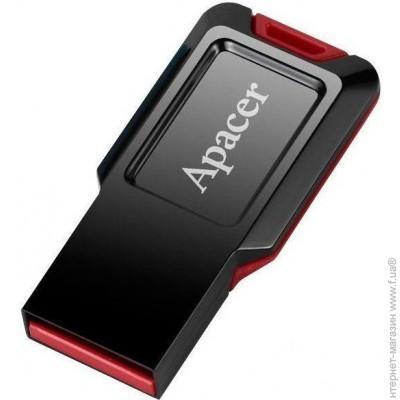 Apacer Handy Steno AH132 16GB Red (AP16GAH132B-1)
