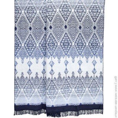 Плед двуспальное 220 x 200 см легкое синий Arya Плед Arya Бавовна 200X220  Nardo Синий (TR1005044) e69c987d52645