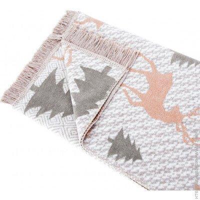 Плед двуспальное 220 x 200 см легкое серый Arya Плед Arya Бавовна 200X220  Zey (TR1005198) fa0d1dd548e04