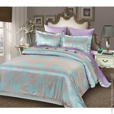 Комплект постельного белья двуспальный 200x220 см хлопок dc101414eb943