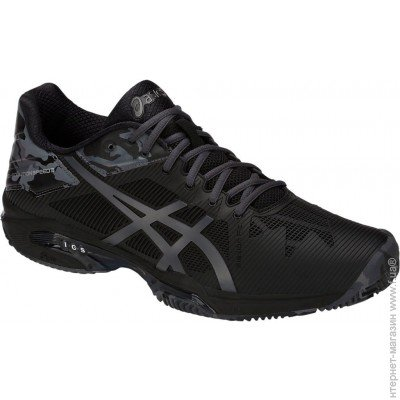 503cbc09c03231 ᐈ ASICS Gel-Solution Speed 3 Clay LE 8.5 US, black (E804N-9095) ~ Купить?  ЦЕНА Снижена ~ F.ua