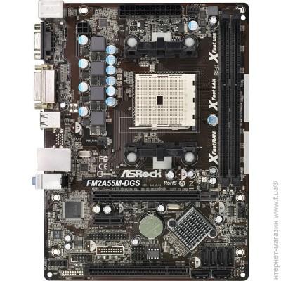 ASRock FM2A55M-DGS R2.0 64 Bit