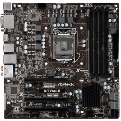 Asrock H77 Pro4-M XFast LAN Windows Vista 64-BIT