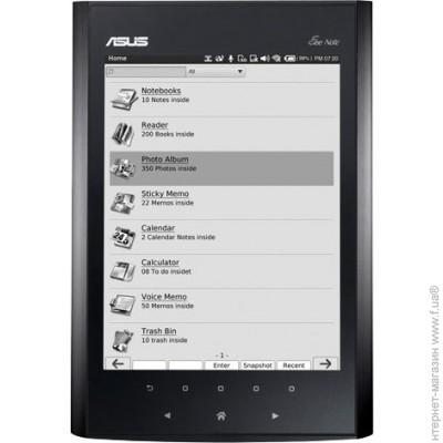 Asus eee note ea800 электронная книга ремонт телефона на савеловском