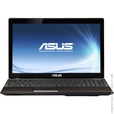 ASUS K53U Dark Brown (K53U-SX312D)