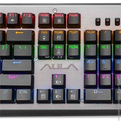 Клавиатура Aula  Mechanical Assault Wired Keyboard EN/RU (6948391239309)