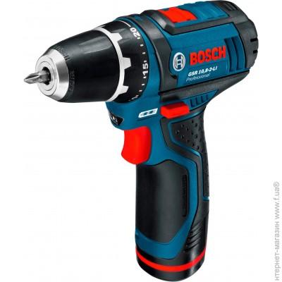 �����-���������� Bosch GSR 10.8-2-LI (0601868109)