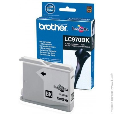 Brother lc 970bk инструкция