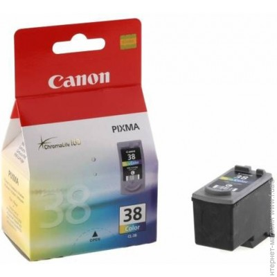 �������� Canon CL-38 Color (2146B005AA)