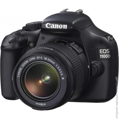 Canon EOS 1100D Kit 18-55mm DC III