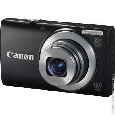 Canon PowerShot A4050 IS Black