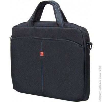 """����� Continent 17.3"""" Notebook bag, black (CC-017)"""