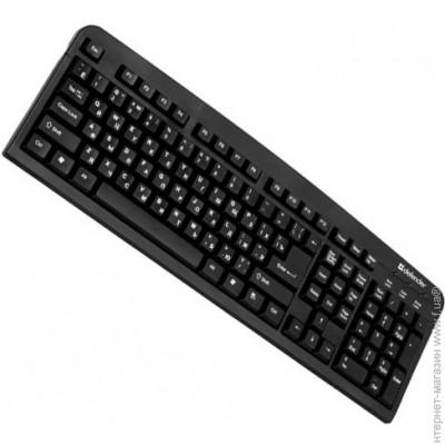 ���������� Defender Element HB-520 PS/2 Black (45520)