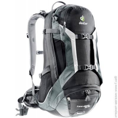 Deuter Trans Alpine 32 EL Black/Granite (33203-7410)