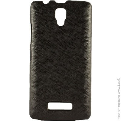 ... Чехол Drobak Wonder Cover для Lenovo A2010 Black (219217) цена ac30783b9fa00