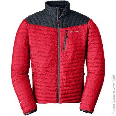 a12a57bf36791 Куртка Eddie Bauer MicroTherm StormDown, Куртка Eddie Bauer MicroTherm  StormDown M Красный (0849CL) цена