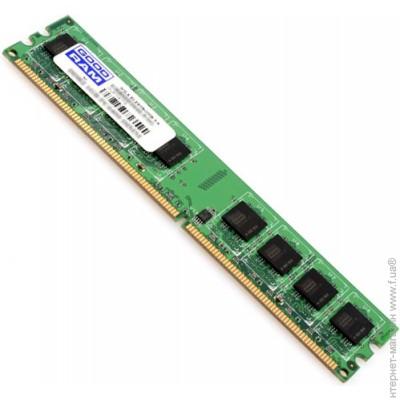 Goodram DDR2 2GB, 800MHz, PC2-6400 (GR800D264L6/2G)