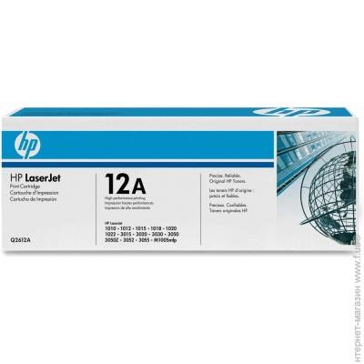 �������� HP Q2612A