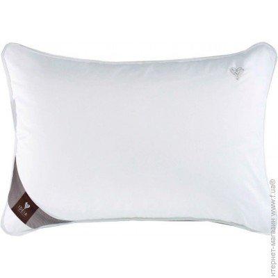Подушка на натуральном лебяжьем пуху