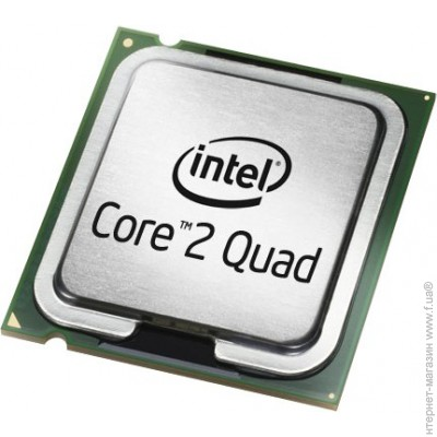 Intel Core 2 Quad Q9300 LGA775, 2.5GHz, Tray