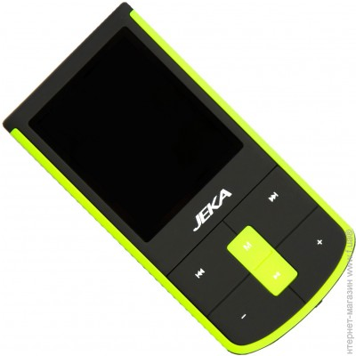 Jeka Jk Neo Black/Green, 8 Gb