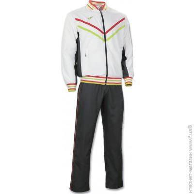 73a4ee97 JOMA Terra, Спортивный костюм Joma Terra M, белый/серый (100068.210) цена