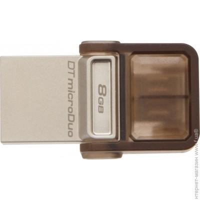 Kingston DataTraveler microDuo 8GB (DTDUO/8GB)