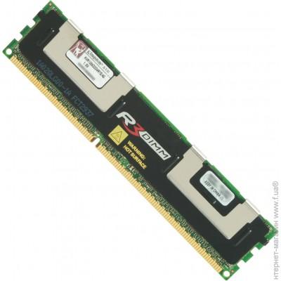 Kingston DDR3 4Gb 1066MHz, PC3-8500, ECC (KVR1066D3D4R7S/4G)