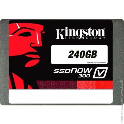 Kingston SATA 240GB (SV300S37A/240G) V300