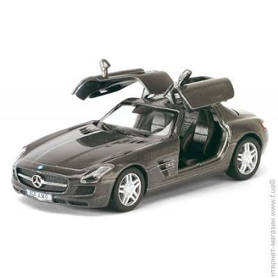 Kinsmart Mercedes-Benz SLS AMG 1:36 Grey (KT5349W-3)