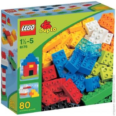 Lego Duplo. �������� �������� Deluxe (6176)