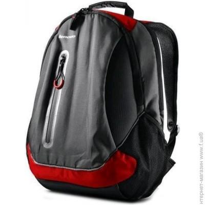 "������ Lenovo 15.6"" Sport Backpack Red (0A33896)"