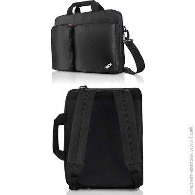4388951f8e07 Сумка-трансформер LENOVO ThinkPad 3в1, Lenovo ThinkPad 3в1 (4X40H57287) цена