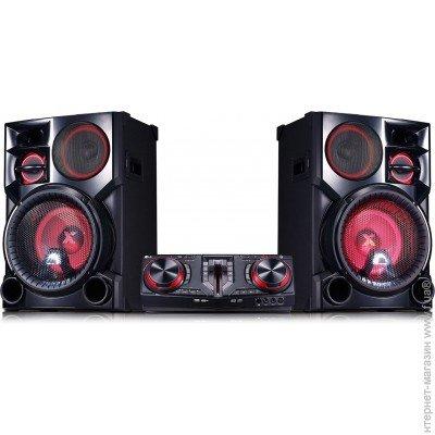 ... Музыкальный центр LG CJ98 (головной блок CJ98 + колонки NJ98) цена 534c434605d