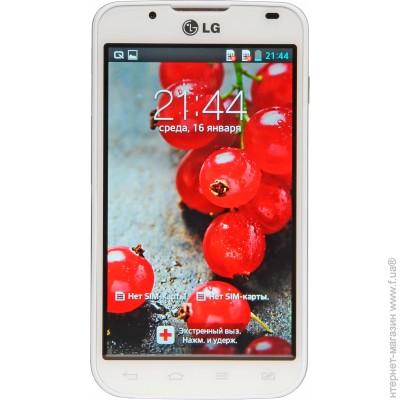 �������� LG P715 Optimus L7 Dual II White