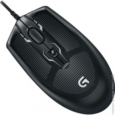 Logitech G100s Optical Gaming Mouse Black (910-003615)