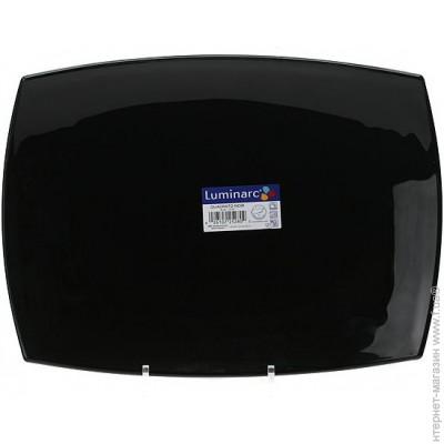 ����� Luminarc QUADRATO BLACK 350�� (D6408)