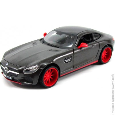 ᐈ <b>MAISTO Mercedes AMG GT</b> Tuning Metallic Grey, <b>1:24</b> ~ Купить ...