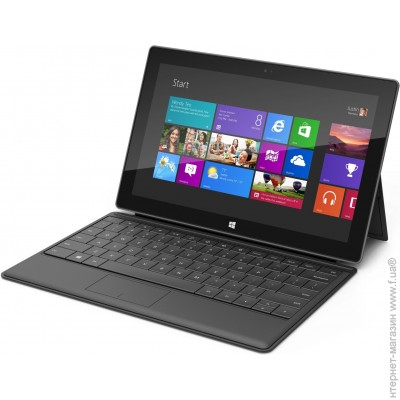 Microsoft Surface RT 32Gb (9HR-00016) + Touch Cover, Black