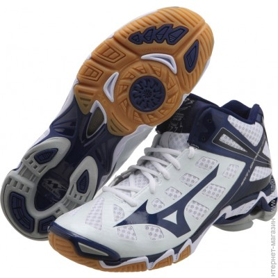 Mizuno Wave Lightning RX3 Mid, 13 UK (V1GA1407-14)