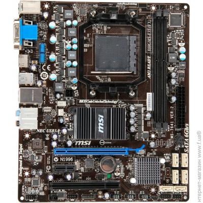 MSI 880GMS-E35 (FX) Treiber Windows 10