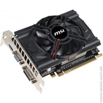 MSI PCI-E GeForce GTX650 1024Mb, 128bit, DDR5 (N650-1GD5/OCV1)