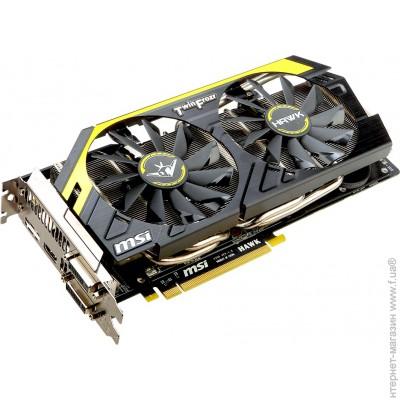 MSI PCI-E GeForce GTX760 2048Mb, 256bit, DDR5 (N760 HAWK)