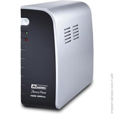 Mustek 1000VA PowerMust 1000 Offline (98-OCD-FR101)