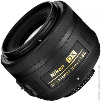Nikon Nikkor AF-S 35mm f/1.8G DX (JAA132DA)