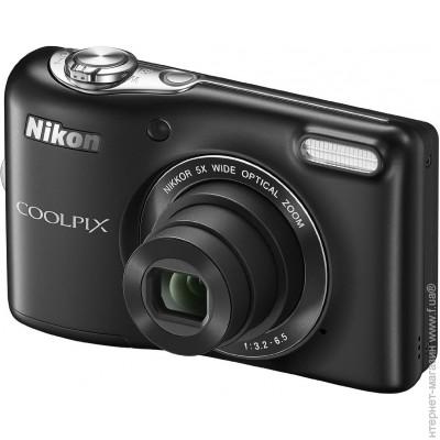Nikon Coolpix L30 Black