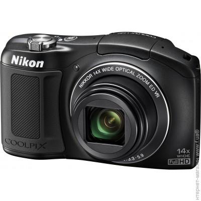 Nikon Coolpix L620 Black