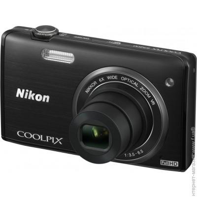 Nikon Coolpix S5200 Black